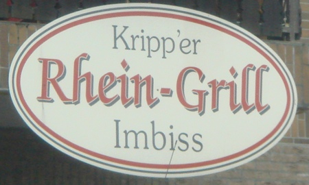 Deppen-Apostroph in Kripp am Rhein